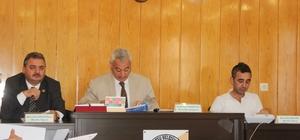 İncesu Belediyesinde Haziran ayı meclis toplantısı yapıldı