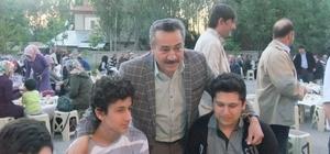 Başkan Tutal, Gökhüyük Mahallesinde iftar açtı