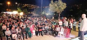 Ramazan sokağında 'Kudüs' anlatıldı Uğurluel  Kudüs'ü anlattı