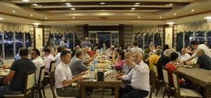 Giresun Vakfı yöneticileri basın mensupları ile iftar programında buluştu