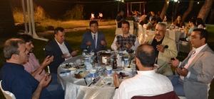 Kozan Ticaret Borsası'ndan iftar programı