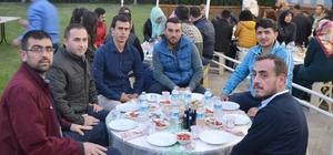 MEDAŞ'tan iftar yemeği