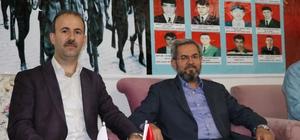"""Ünüvar'dan şehitler diyarı Saimbeyli'de AK Parti Adana Milletvekili Necdet Ünüvar: """"Şehit ve gazilerimizin kanlarıyla, canlarıyla koruduğu bu vatanı, bizim de bilimde, sanayide, teknolojide, eğitimde, sağlıkta daha ileriye götürmemiz lazım"""" dedi."""
