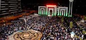 """Meram'da """"Kadir Gecesi İhya"""" programı"""