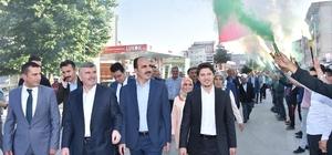 """Başkan Altay: """"Gidilmedik yer, sıkılmadık el bırakmıyoruz"""""""