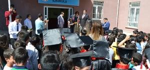 Kulu'da 8 bin 73 öğrenci karnelerini aldı