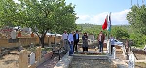 Talas'ta Mezarlıklara Kapsamlı Bakım
