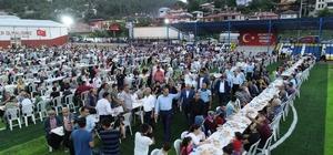 Başkan Sözlü'den Feke çıkarması Sözlü: ''Yeni 15 Temmuzlar yaşanmaması için güçlü MHP şart''