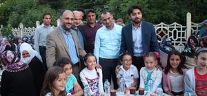 Beyşehir Belediyesinin Mahalle İftarı Buluşmaları sürüyor