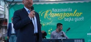 Kocasinan Belediyesi Ramazan Bayramına Hazır