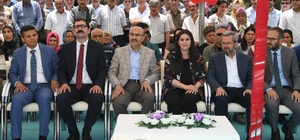 Aladağ Devlet Hastanesi hizmete girdi 15 yataklı Aladağ Devlet Hastanesi, Bakan Jülide Sarıeroğlu'nun katılımıyla hizmete açıldı
