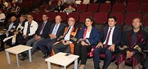 ERÜ Tomarza Mustafa Akıncıoğlu Meslek Yüksekokulu'nda Mezuniyet Coşkusu