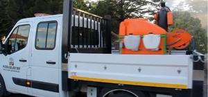 İncesu Belediyesi İlaçlama Çalışmalarını Sürdürüyor