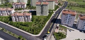Beyşehir'de 2018 asfalt kaplamada rekor yıl olacak