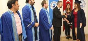 Bekilli MYO'da mezuniyet heyecanı