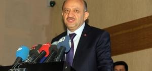 Başbakan Yardımcısı Fikri Işık'tan Kocaeli'ye 9 Millet Bahçesi müjdesi