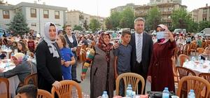 Talas'ta geleneksel personel iftarı düzenlendi