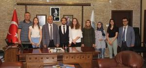 Başkan Karayol başarılı öğrencileri ödüllendirdi
