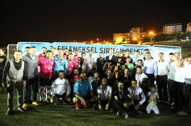 Şırnak Belediyesinin '2. Geleneksel Spor Şenlikleri' tamamlandı