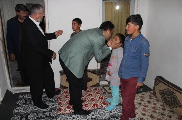 Kaymakam Dundar, Kibar ailesiyle iftar açtı