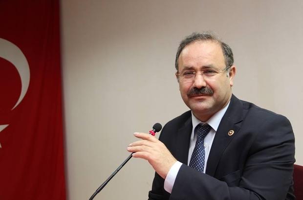 """Deligöz """"Ecdadın hayali Ak partinin icraatıdır"""""""