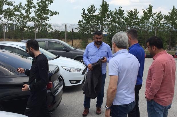 Eskişehirspor Ümit Özat ile görüştü Ümit Özat tesislerden apar topar ayrıldı Eskişehirspor Ümit Özat ile anlaşma sağlayamadı