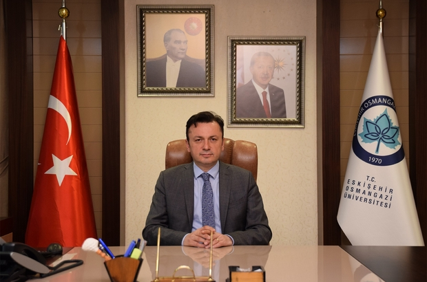 ESOGÜ Rektörü Şenocak'ın Ramazan Bayramı mesajı