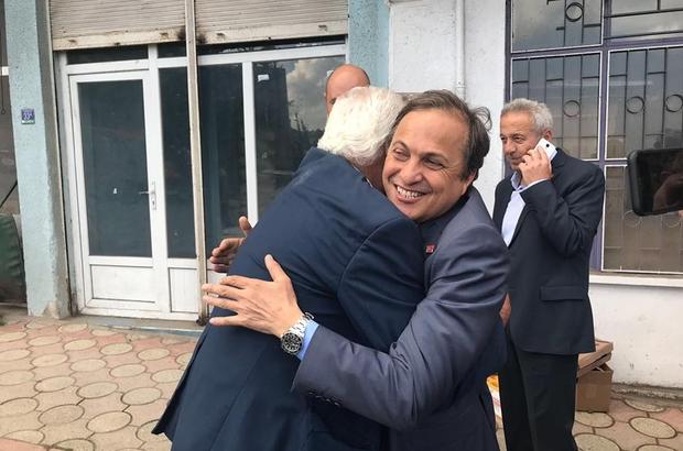 """""""Samsun-Sarp Demiryolu Projesi CHP iktidarında hayata geçecek"""""""
