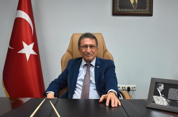 Başkan Kamil Saka'dan Ramazan Bayramı mesajı