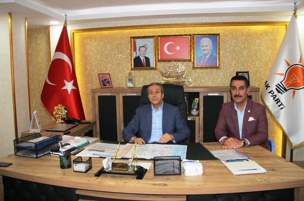 """AK Parti Genel Başkan Yardımcısı Eker: """"Sefaletten, nefretten ve gözyaşından medet umuyorlar"""""""