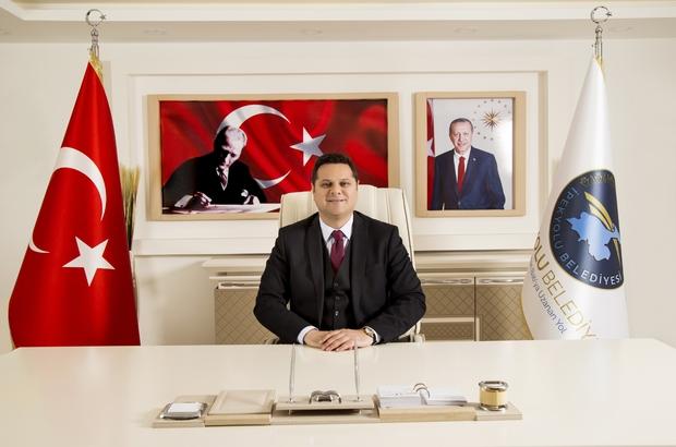 Kaymakam Öztürk'ten Ramazan bayramı mesajı