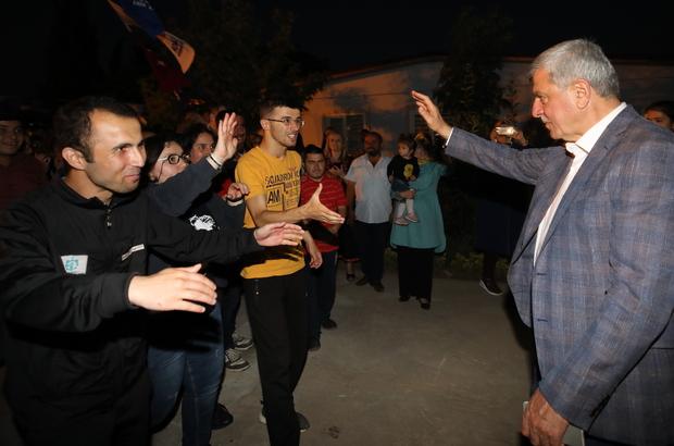 """İbrahim Karaosmanoğlu: """" Engellileri sosyal hayatın içerisinde dahil etmek tek arzumuzdur"""""""