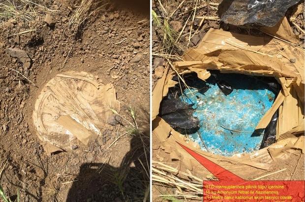 Lice'de biri sözde bölge sorumlusu 2 terörist öldürüldü