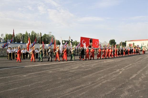 Jandarma teşkilatının 179. kuruluş yıl dönümü