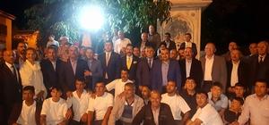 Cumhur İttifakı Çaylıca'da düzenlenen iftar programında buluştu