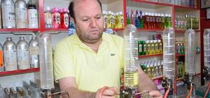 (ÖZEL HABER)Bayramlık kolonya yerini parfüme bıraktı Bayram kolonyasını 45 yaş üzerine satın alıyor