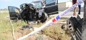 Bir araba bir aileye mezar oldu Eskişehir'de trafik kazası: 3 ölü, 2 yaralı