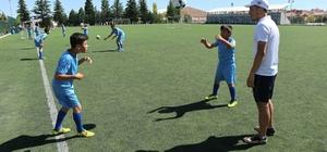 Futbol Yaz Okulları için son kayıt 18 Haziran