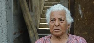 """Nuriye nineden insanlık dersi Adana'da geçen hafta 500 lira yaşlılık maaşının kendisinden habersiz çekildiğini öğrenince gözyaşlarına boğulan 90 yaşındaki Nuriye Tekintamgaç'a devlet sahip çıktı Harabe bir evde yaşam mücadalesi veren yaşlı kadının özel bakım merkezine götürülmeden önce komşularına ve yetkililere, """"Devletim ve vatandaşlar bana sahip çıktı. Bana gönderilen yardımlar ihtiyaç sahiplerine dağıtılsın"""" dediği öğrenildi"""