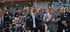 Bakan Eroğlu, memleketi Şuhut'ta hemşehrileri ile bayramlaştı