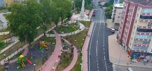 Tekkeköy'de değişim sürüyor