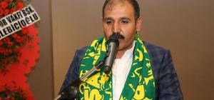 Şanlıurfaspor Emin Yetim ile devam dedi Şanlıurfaspor'da Emin Yetim yeniden başkan seçildi