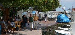 """""""Mutlu Şehir"""" Sinop'a bayramda ziyaretçi akını"""