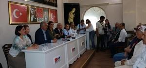 """CHP milletvekili adayından şok sözler CHP Eskişehir Milletvekili Adayı Sibel Yeşildal: """" 'Ramazan Bayramını' Mustafa Kemal Atatürk ve silah arkadaşları'nın armağan ettiğini söyledi"""""""
