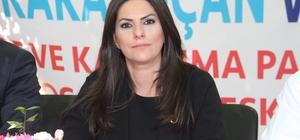 """Bakan Sarıeroğlu: """"Kılıçdaroğlu'nun açtığı kara gedikleri kapamaya başladık"""" Çalışma ve Sosyal Güvenlik Bakanı Jülide Sarıeroğlu: """"Kasamız dolu, bütçemiz yerinde, hazinemizde işler yolunda gidiyor"""" """"Bu seçim ben seçimi değil, Türkiye'nin seçimi"""" """"Milletimiz 24 Haziran'da bu yıkım ittifakına gereken cevabı tüm Türkiye'de verecek"""""""