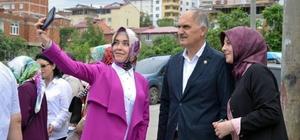 AK Parti Milletvekili adayı Cemal Öztürk, AK Parti yatırımlarını anlattı