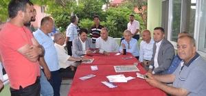 AK Parti'den köylere bayram çıkartması