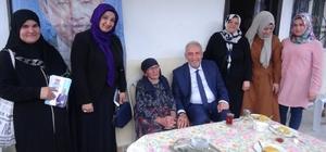 """101 yaşındaki Fatma Nine Cumhurbaşkanı Erdoğan görmek istiyor Ayşe Fatma Cüceler: """"Onunla çok uğraşıyorlar, keşke ölmeden Tayyip'imi görsem"""""""