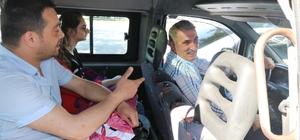 AK Parti'li Köktaş, dolmuş şoförlüğü yaptı