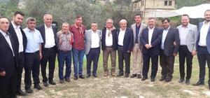 Başkan Yaman, hıdrellez etkinliğine katıldı